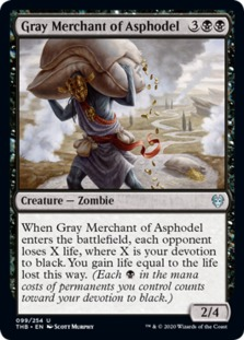 Gray Merchant of Asphodel