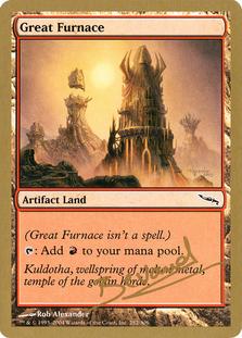 Great Furnace <Manuel Bevand> [WC04]