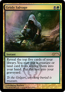 Grisly Salvage [PRM-FNM] (F)