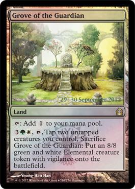 Grove of the Guardian [PRM-PRE] (F)