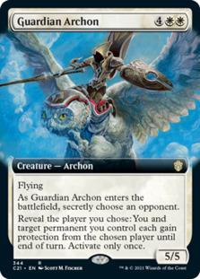 Guardian Archon <extended> [C21]