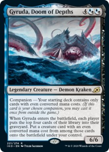 Gyruda, Doom of Depths