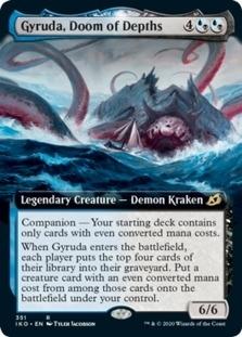 Gyruda, Doom of Depths [PIKO]