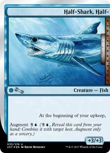 Half-Shark, Half-