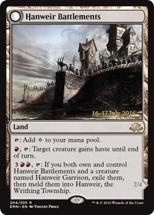 Hanweir Battlements [PRM-PRE] (F)
