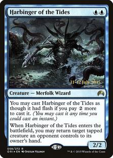 Harbinger of the Tides [PRM-PRE] (F)