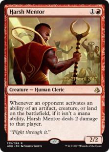 Harsh Mentor [PRM-PRE] (F)