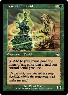 Harvester Druid