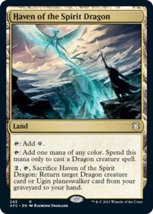 Haven of the Spirit Dragon