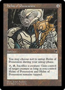 Helm of Possession [TE]