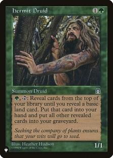 Hermit Druid [PLIST]