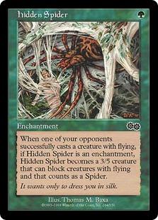 Hidden Spider