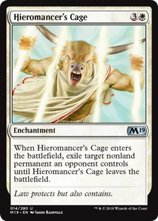 Hieromancer's Cage