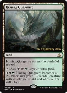Hissing Quagmire [PRM-PRE] (F)