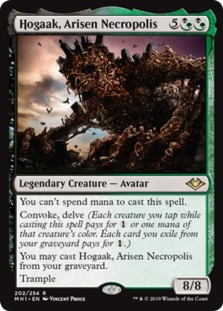 Image result for hogaak arisen necropolis full art