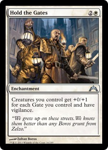 Hold the Gates