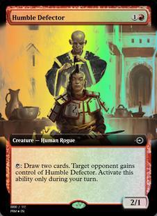 Humble Defector [PRM]