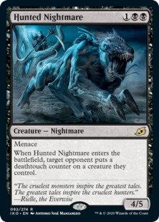 Hunted Nightmare