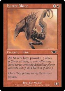 Hunter Sliver