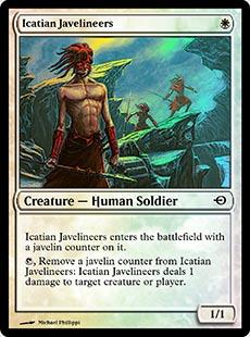 Icatian Javelineers <Alt. 1> [PRM]