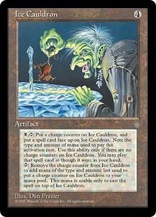 Ice Cauldron