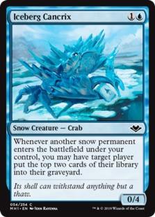 Iceberg Cancrix