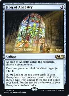 Icon of Ancestry <prerelease> [M20] (F)