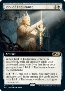 Idol of Endurance <extended> [M21]