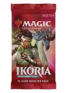 Ikoria: Lair of Behemoths Booster [BOOSTER]