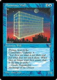 Illusionary Wall