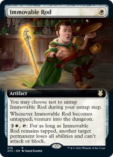 Immovable Rod <extended> [AFC]