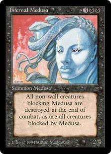 Infernal Medusa