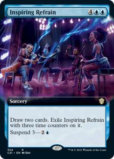 Inspiring Refrain <extended> [C21]