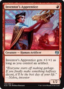 Inventor's Apprentice