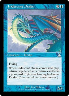 Iridescent Drake [UD]