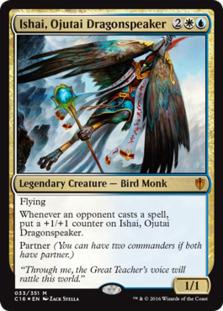 Ishai, Ojutai Dragonspeaker [PZ2] (F)