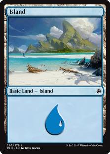Island <265> [XLN]