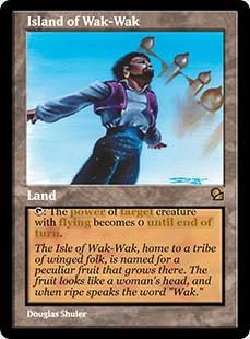 Island of Wak-Wak