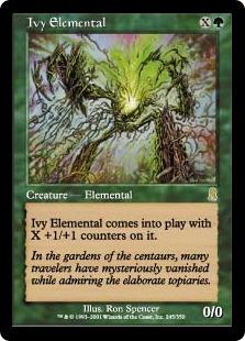 Ivy Elemental [OD]