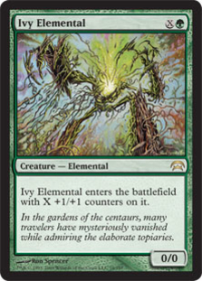 Ivy Elemental [PC1]