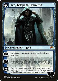 Jace, Telepath Unbound [PRM-PRE] (F)