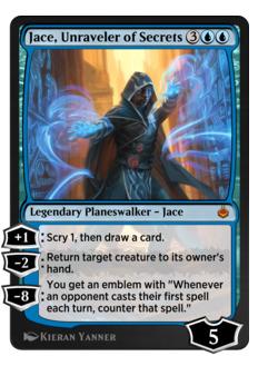 Jace, Unraveler of Secrets