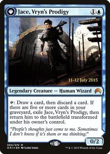 Jace, Vryn's Prodigy [PRM-PRE] (F)