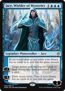 Jace, Wielder of Mysteries [WAR]