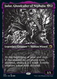 Jadar, Ghoulcaller of Nephalia <showcase> [MID]