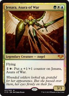 Jenara, Asura of War