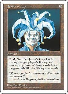 Jester's Cap