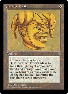 Jester's Mask