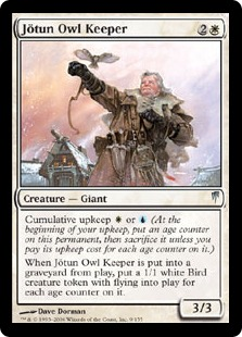 Jotun Owl Keeper [CSP]
