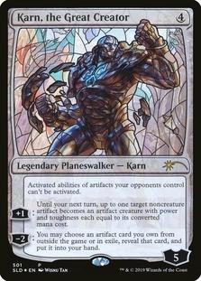 Karn, the Great Creator [SLD] (F)